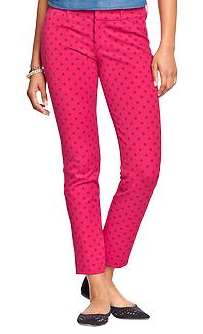 Pink Pattern, Old Navy