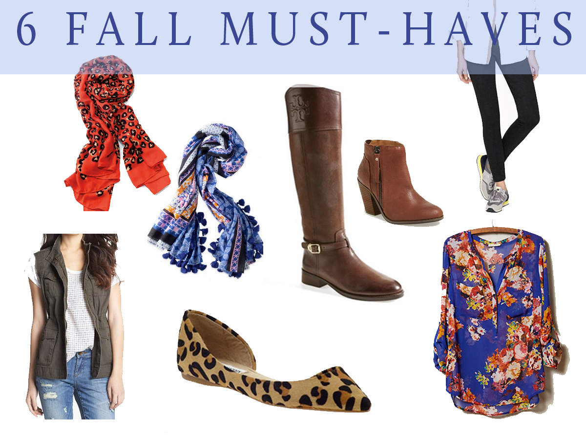 FALL MUSTHAVES