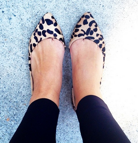 By far my new favorite flats!