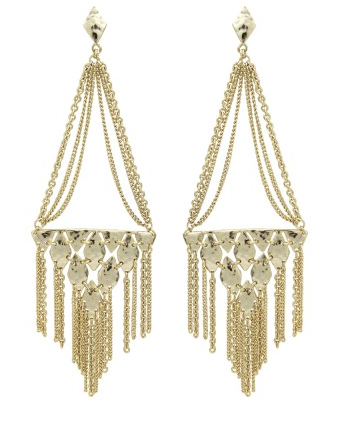 Mandy Statement Earrings
