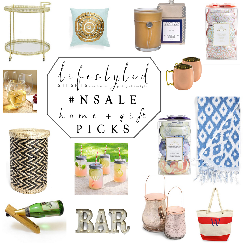 nordstrom sale home gift