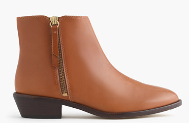 J.Crew 'Frankie' Bootie... currently 25% off