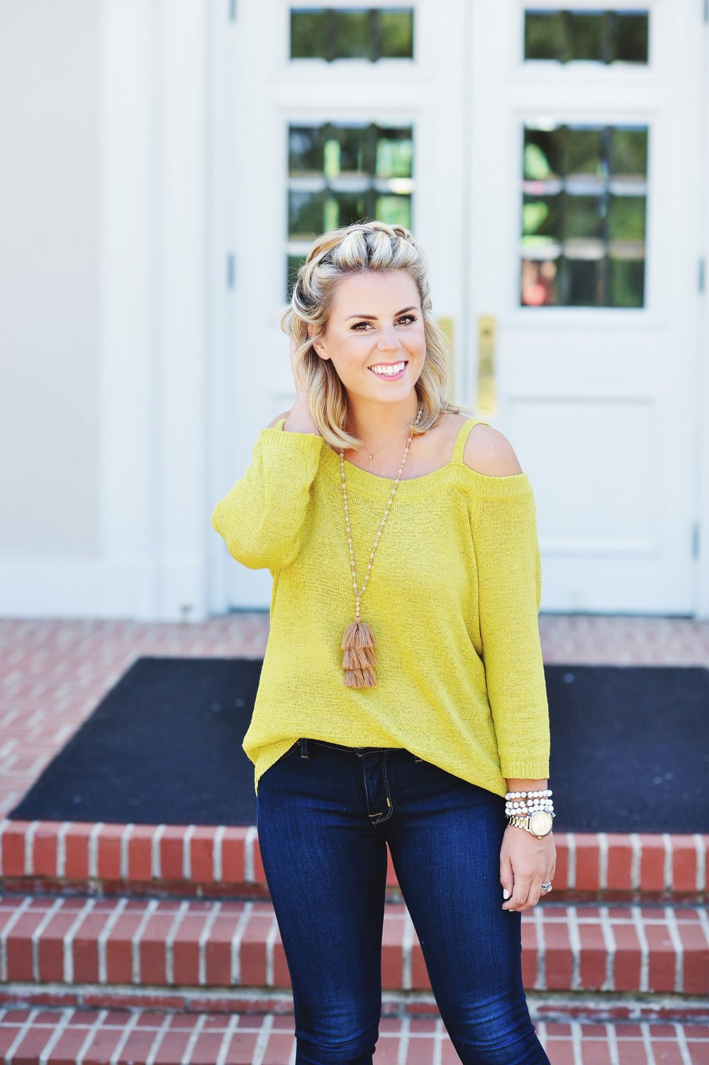 a3cb00c0e749 Today I m sharing some of my favorite summer sweaters  perfect for nights  when you get just a little bit chilly (although those are mostly spent  inside my ...