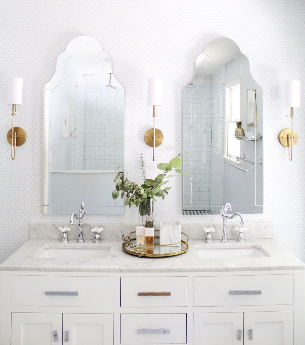 Master Bath Makeover with Smart Tiles — Lifestyled | Atlanta