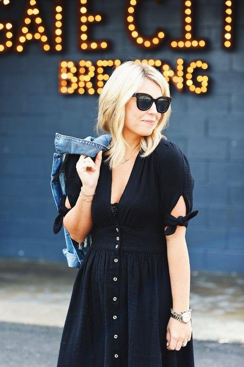 Little Black Spring Dresses — Lifestyled | Atlanta