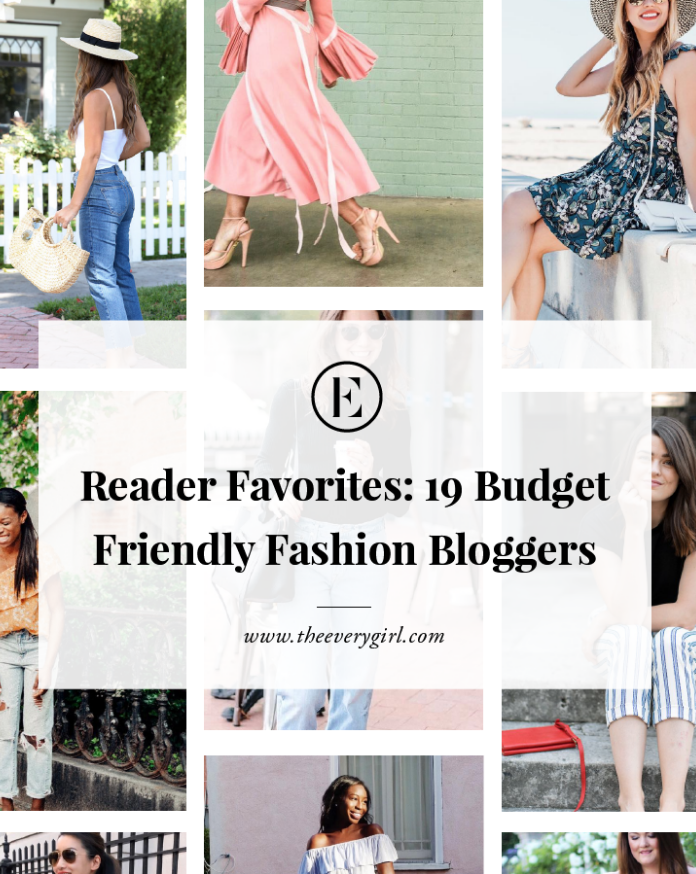 The Every Girl 19 Budget-Friendly Fashion Bloggers to Follow