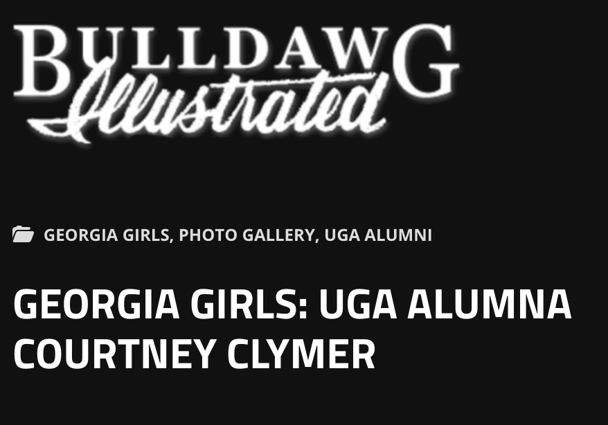 Bulldawg Illustrated: UGA Alumna Spotlight