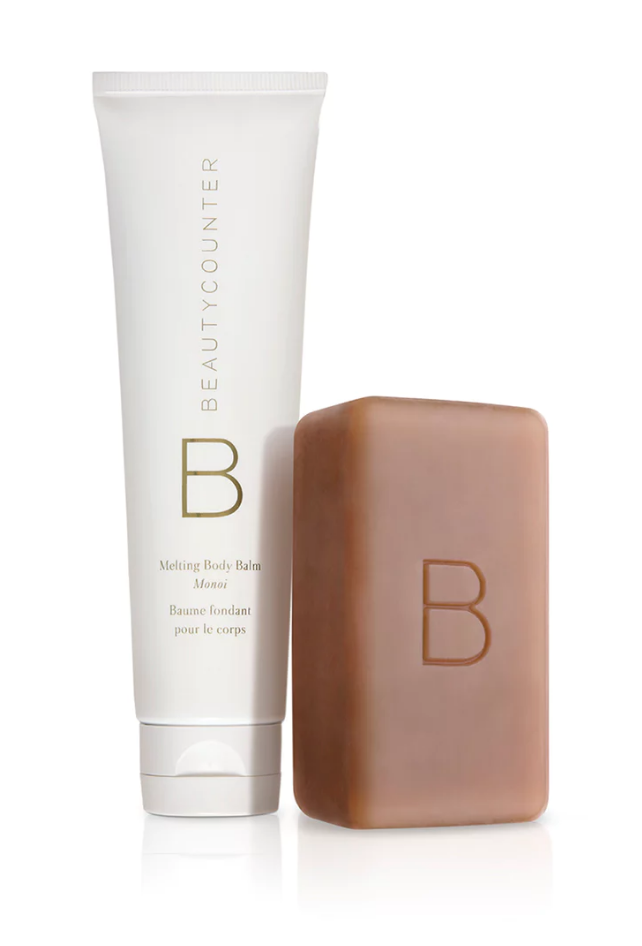 Intense Moisture Duo for dry winter skin