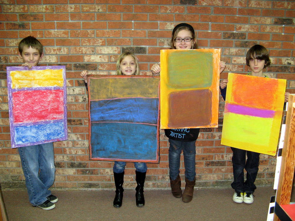 Mark Rothko art history lesson