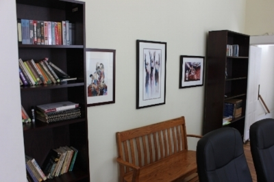 Collection of 12 Paintings in African American         Studies Department of VCU