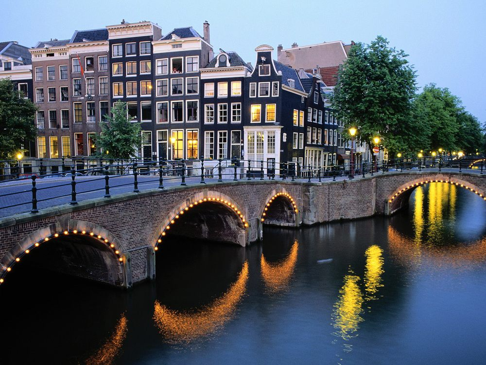 Amsterdam At Dusk, The Netherlands.jpg