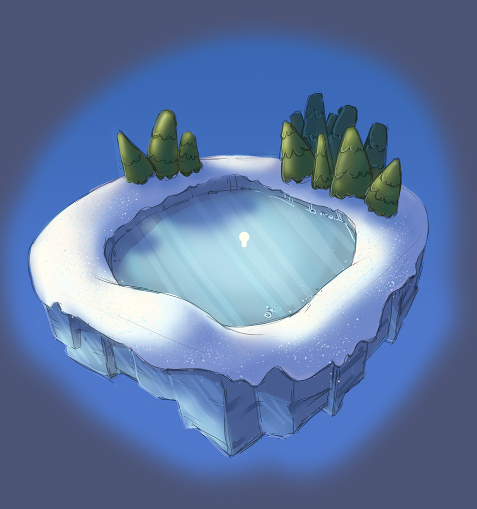 Outdoor Ice Arena - Concept