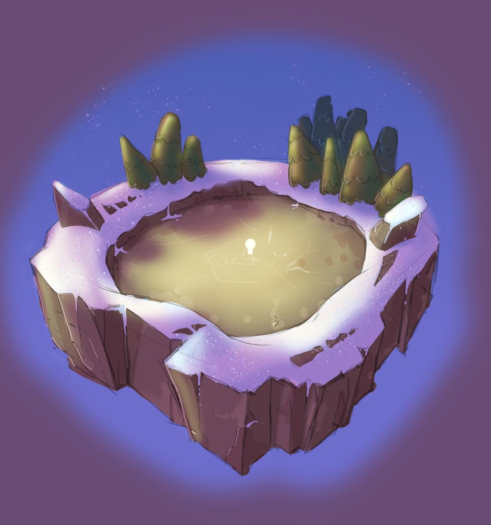 Mountain Top - Concept