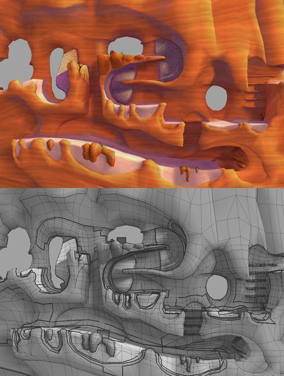 Crash Bandicoot: MoM - Desert Level