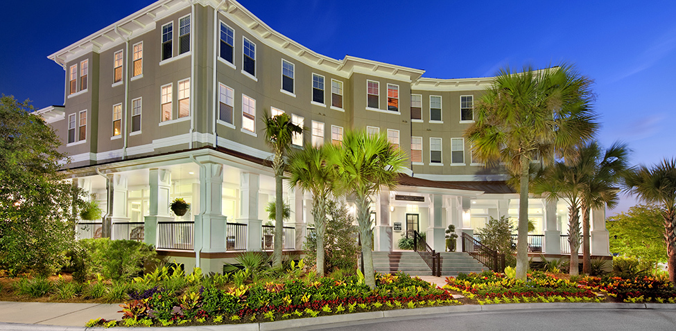 Greystar - Daniel Island Village - South Carolina