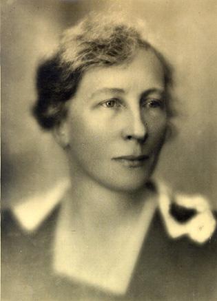 Lillian Moller Gilbreth in 1921