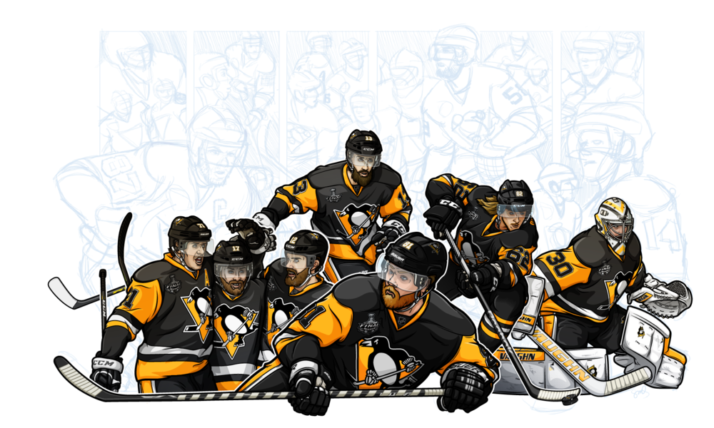 2016 Stanley Cup Champions WIP