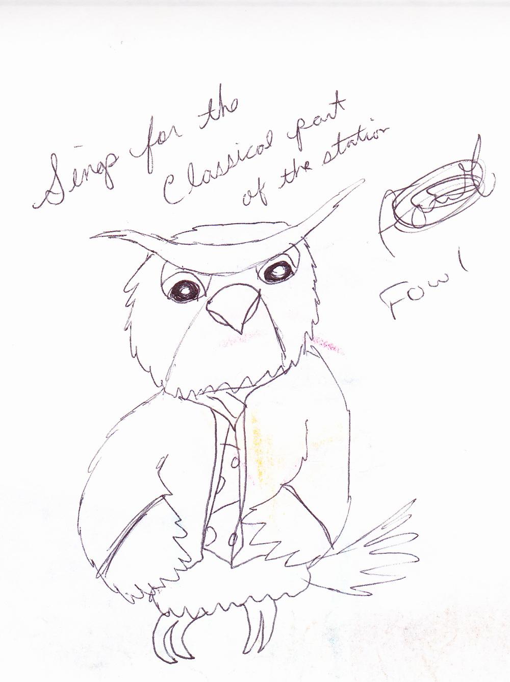 Fowl Owl (Original 2002).jpg