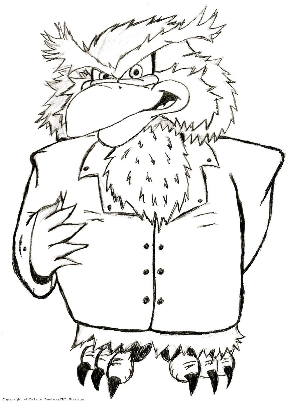 Fowl Owl - Pen Sketch.jpg