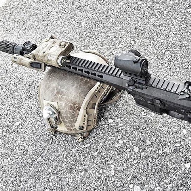 If this was to be used... In any foreign  country currently, how would it fare against their weapon? Answer and get a decal.... Answer well and get a shirt!