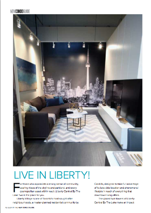 Liberty Central Phase Two - New Condo Guide
