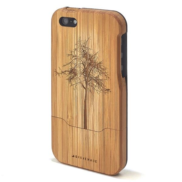 GROVEMADE BAMBOO IPHONE CASE | $99