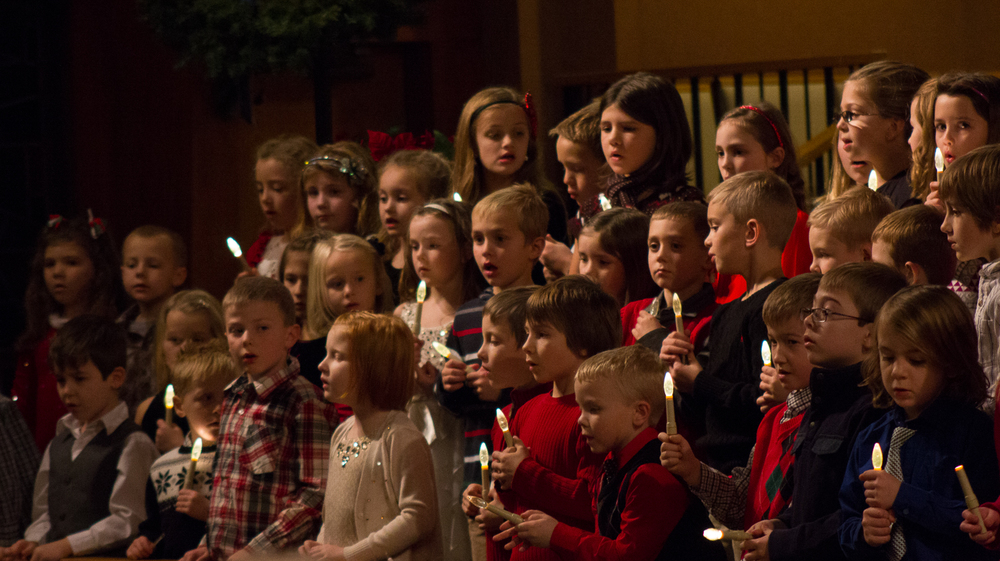 Sunday School Christmas Worship!  During Wed. Worship December 13, 6:15pm