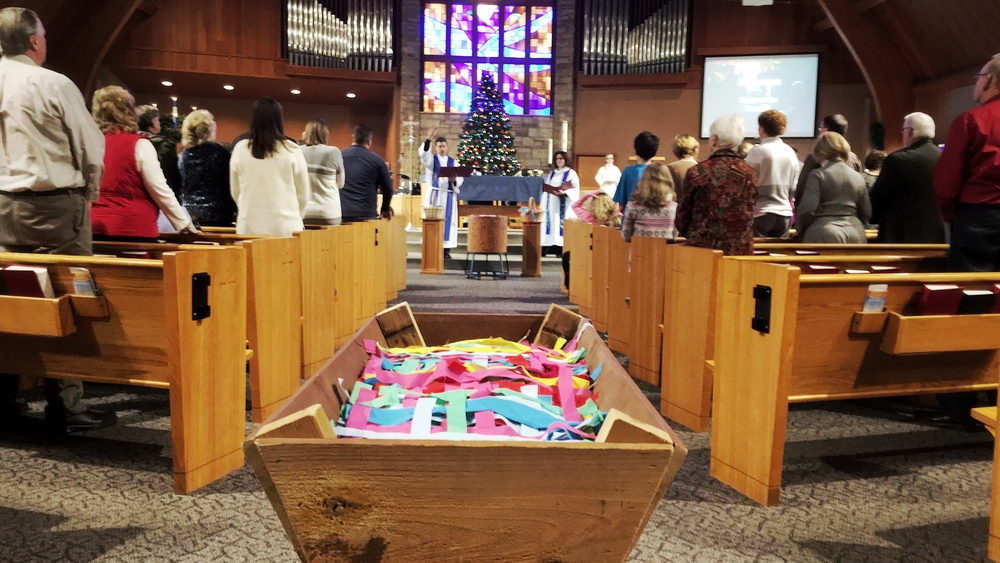 Christmas at First Lutheran   Scroll down for events & times…