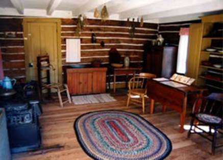 Anderson (Norwegian Immigrant) Log House