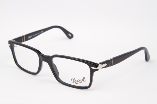 177928acd8 PERSOL Black with Silver zyloware