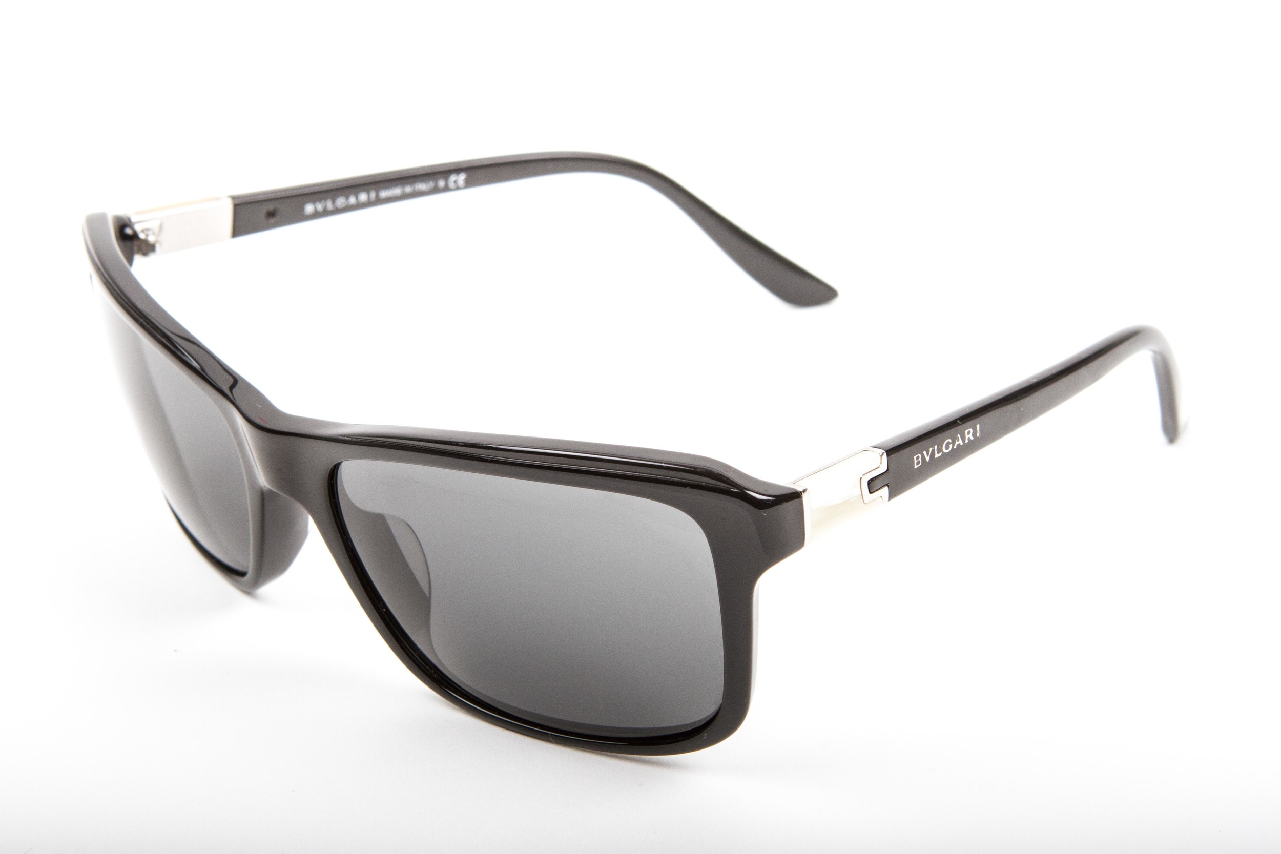 18cea6d485a28 Bvlgari Black with Silver zyloware — BFOCUS-EYEWEAR