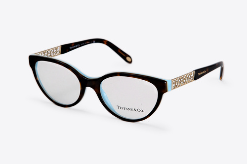 afe2f40468 Tiffany   Co. Black and Blue with Gold