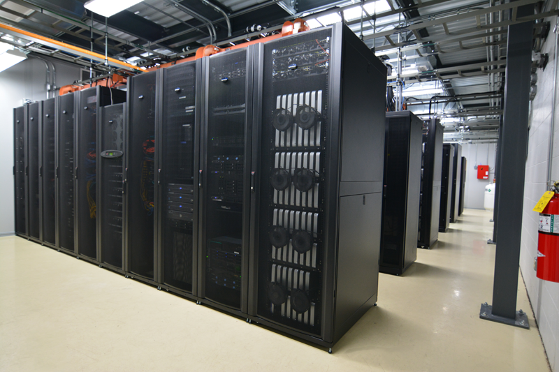 The Slingshot Server is housed in a secure data center with Key Card restricted access, redundant power and internet connections.