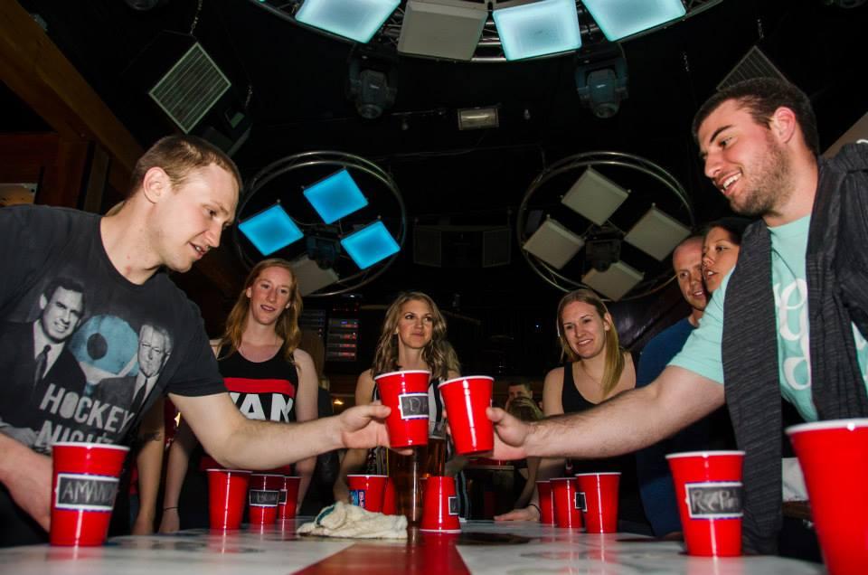 ITCF Tipsy Cups Tournament is Sat. Apr18th/'15 - 7pm @ Tequila Nightclub.