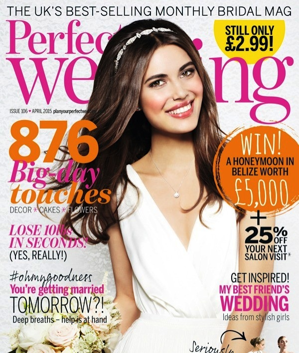 Perfect Wedding Magazine April 2015