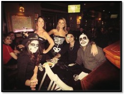 Halloween @ The London Pub