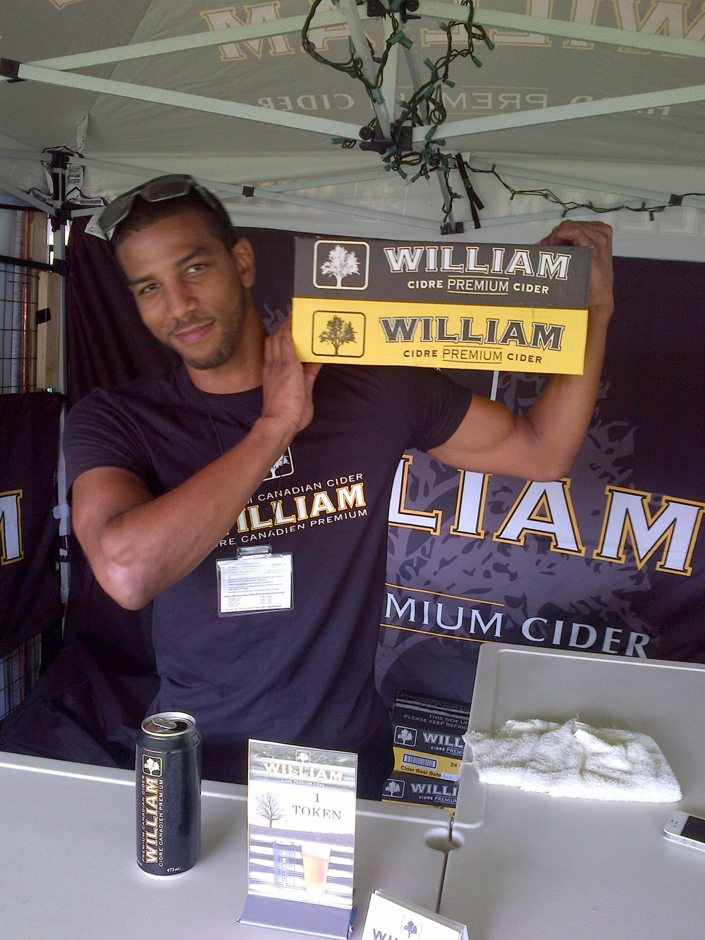 William Cider Ambassador