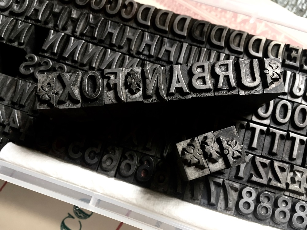 Stephenson Blake foundry type for sale