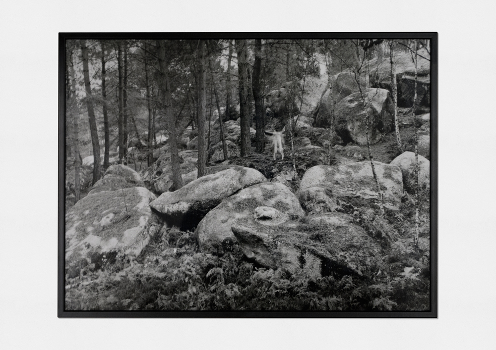 first sighting (2015) (photo print on fiber paper, 30cm X 40cm)