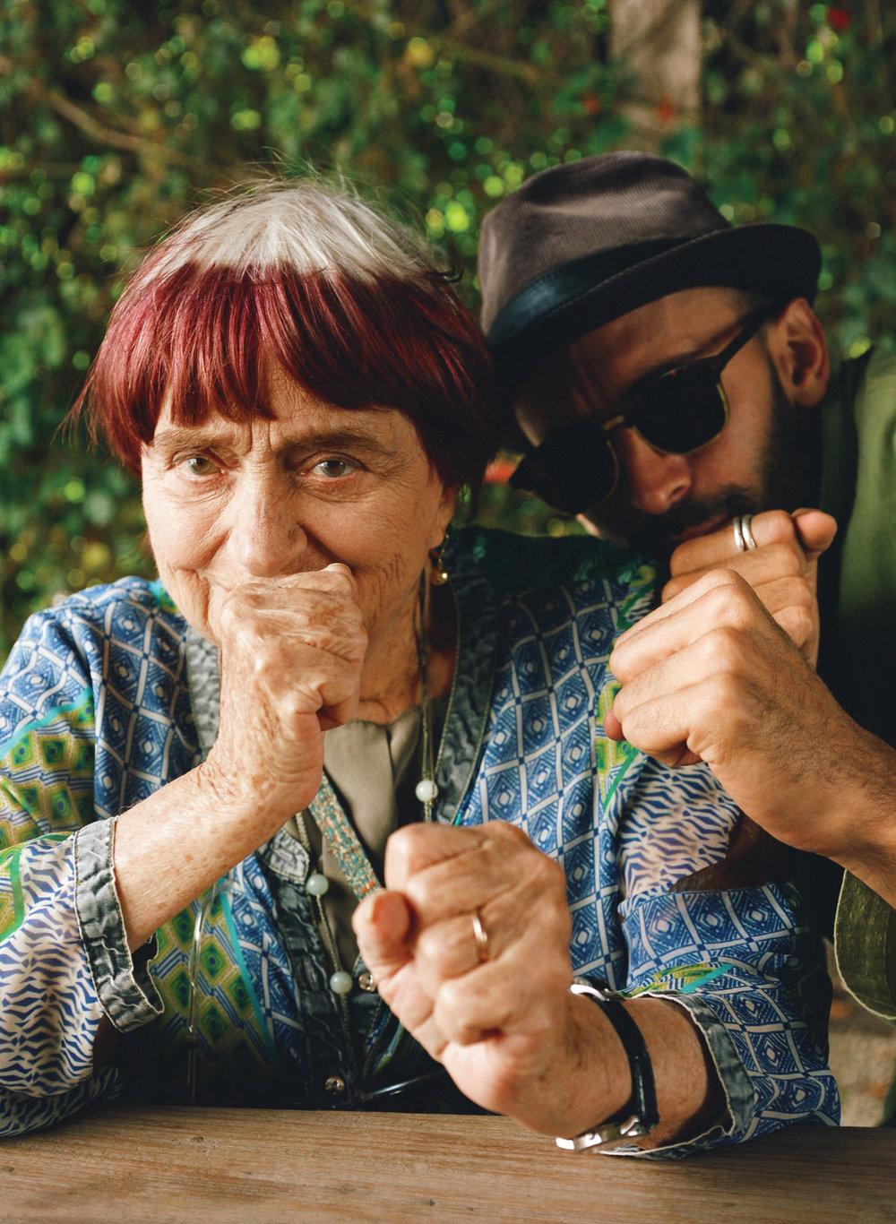 Agnes Varda & JR