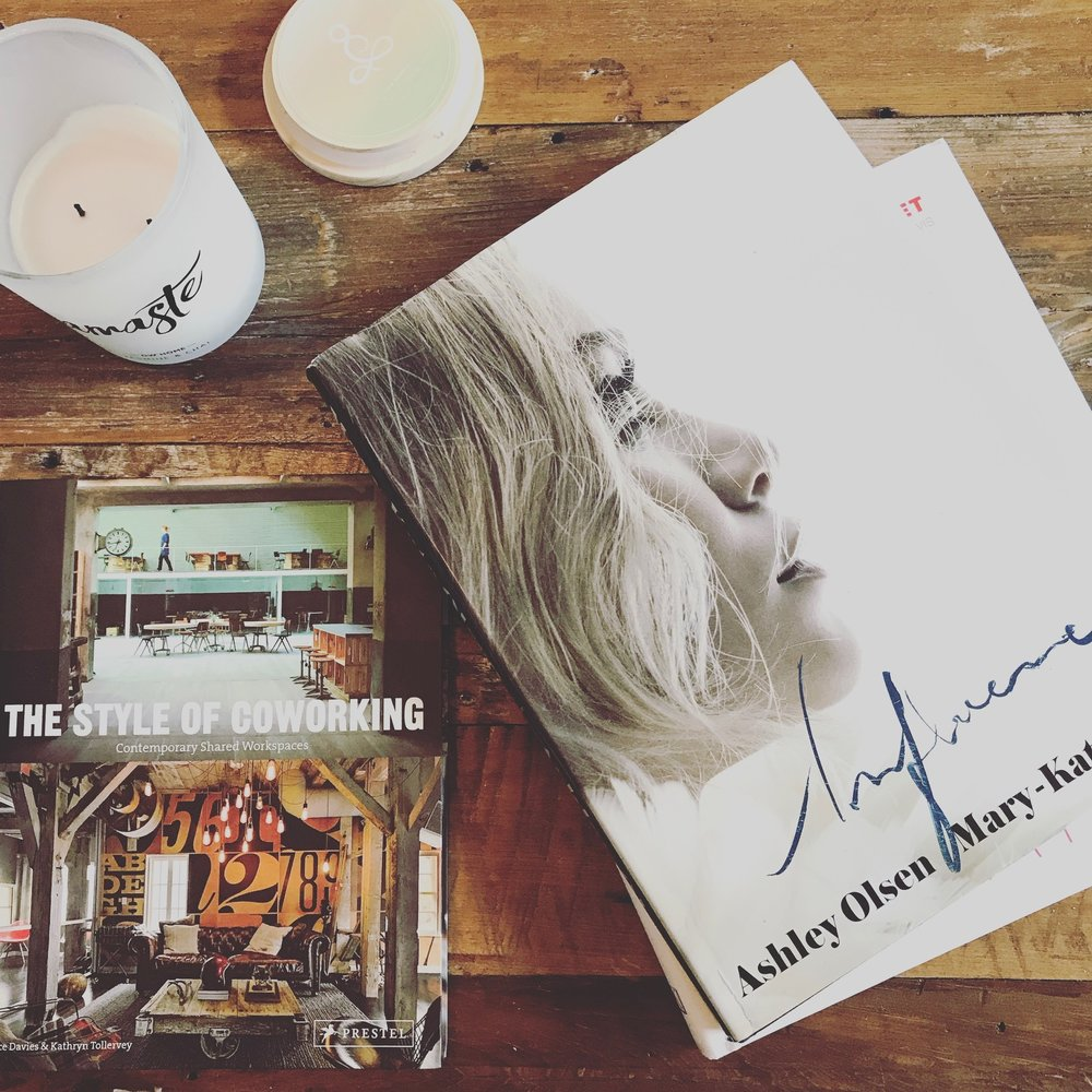 Ain't no shame in my coffee table game.