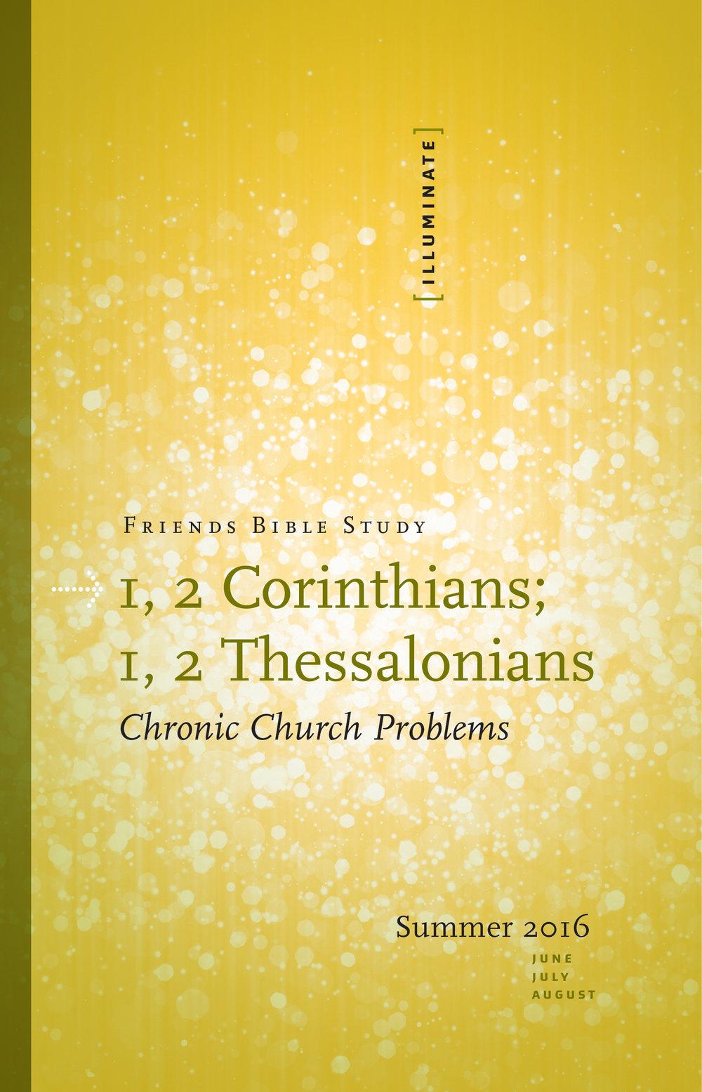 1, 2 Corinthians; 1, 2 Thessalonians