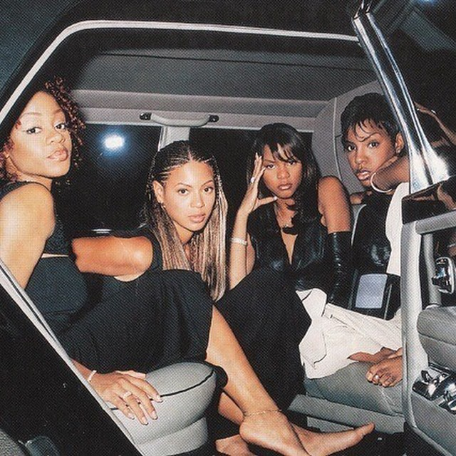 Tag the homegirls if you about to roll up to the club tonight like