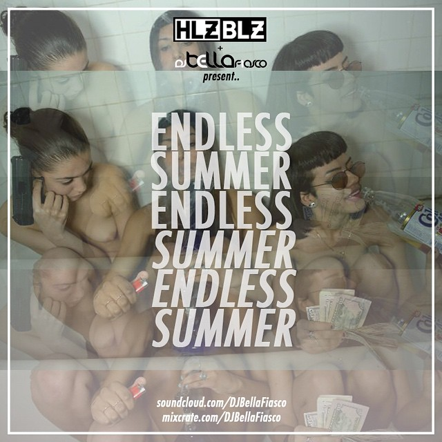 yo yo yo party people we about to set your Monday off right...presenting a #HLZBLZ x @djbellafiasco exclusive mixtape ENDLESS SUMMER..an hour's worth of pure jamz ft. Kaytranada, Flume, Sade, Pharrell, The Weeknd and more!! LISTEN 📣📣📣soundcloud.com/DJBellaFiasco mixcrate.com/DJBellaFiasco