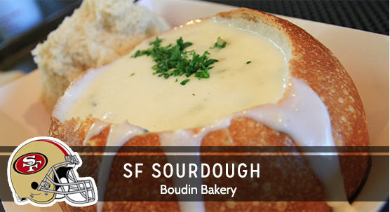 San Francisco's Famous Sourdough Since 1849.