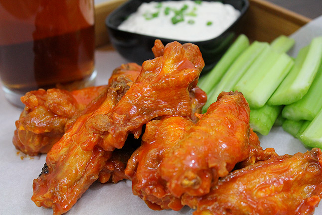 Anchor Bar Wings from Buffalo, NY