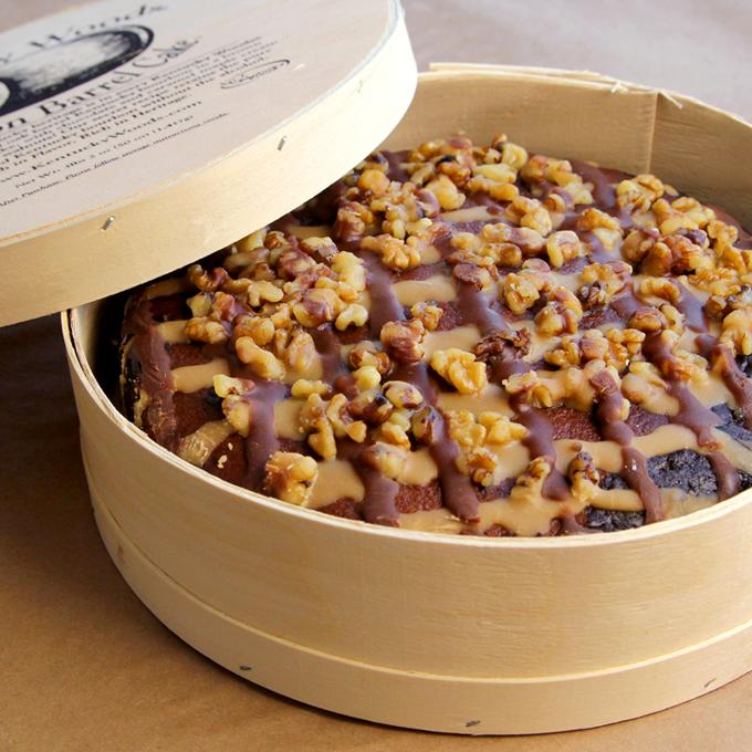 KY Woods-Bourbon Cake