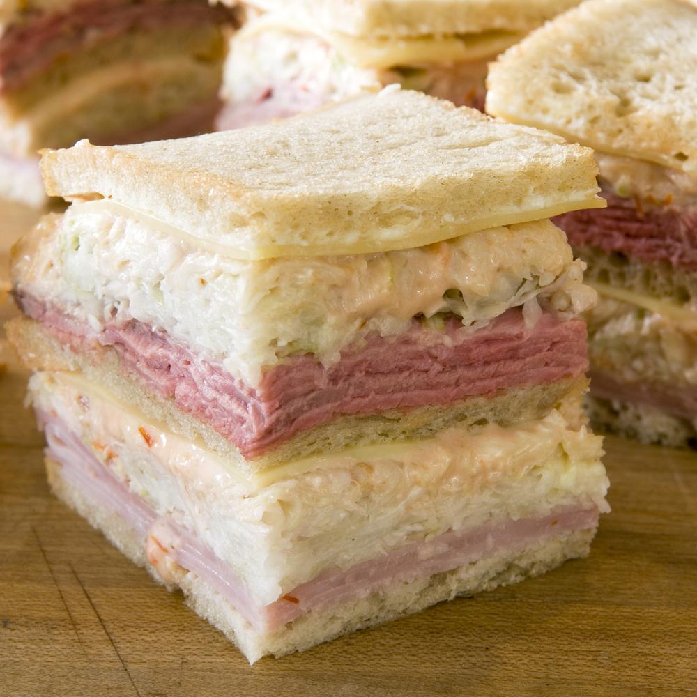 Town Hall Deli-NJ Sloppy Joe Sandwich