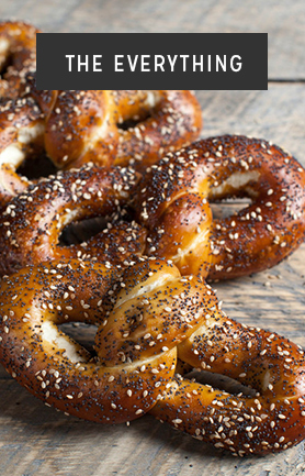 Pelzer's Pretzels-The Everything