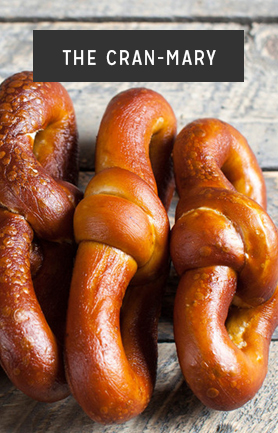 Pelzer's Pretzels-The Cran-Mary